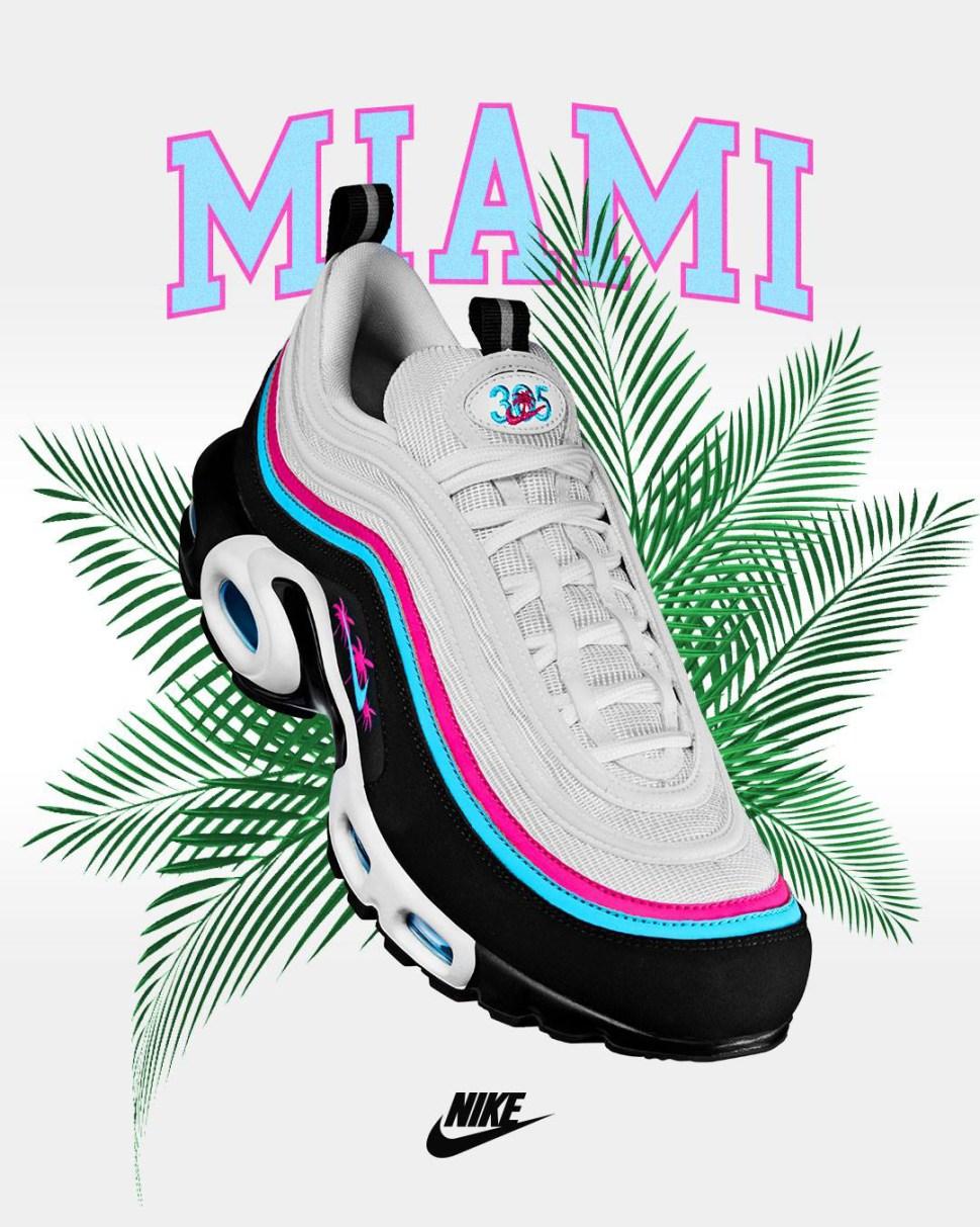Womens Winter Sneakers Nike Air Max 97 QSCorduroy