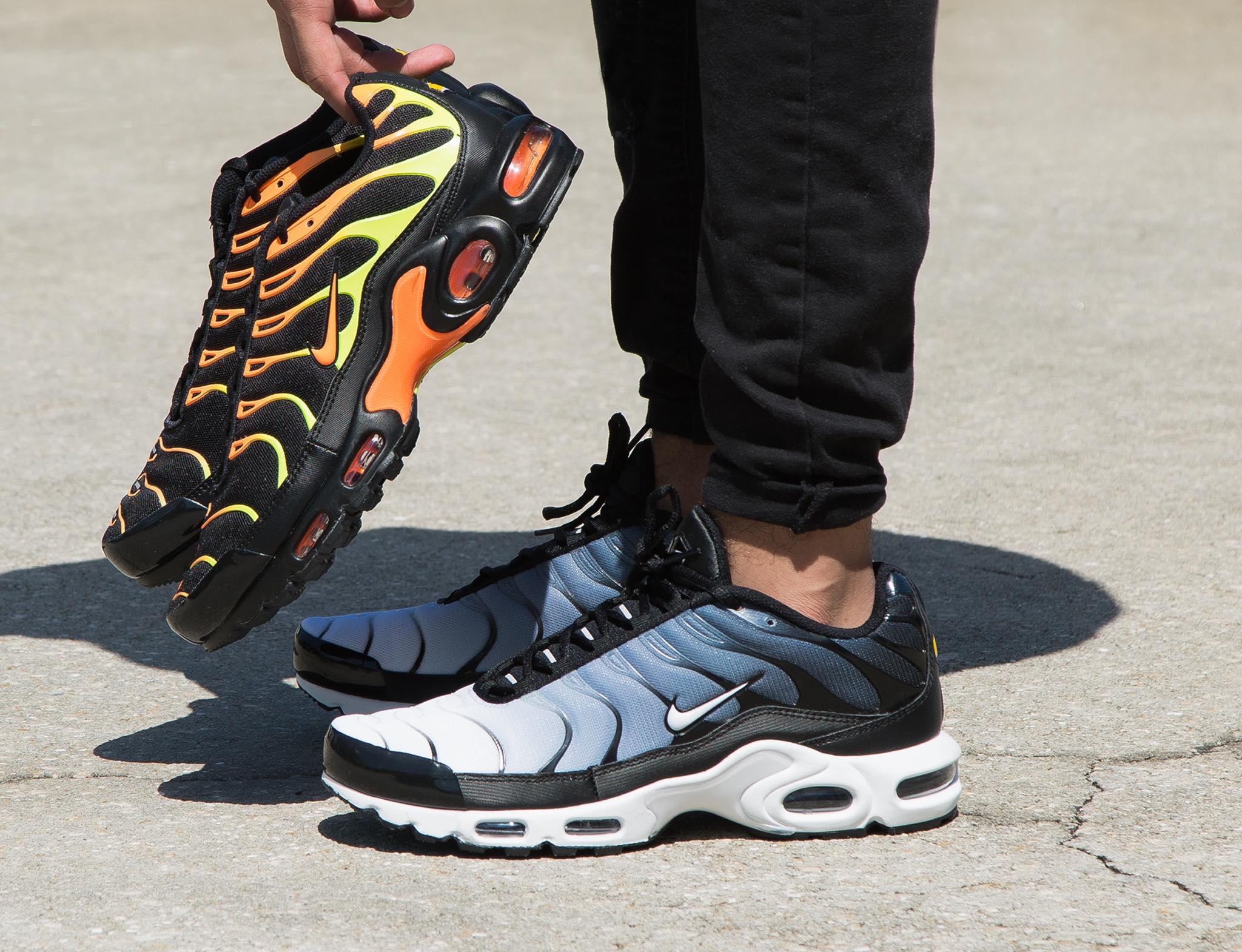 buy popular 191b5 54915 ... sneaker freaker ba48a 872a1  best price nike air max plus black volt  orange bc693 cc7b6
