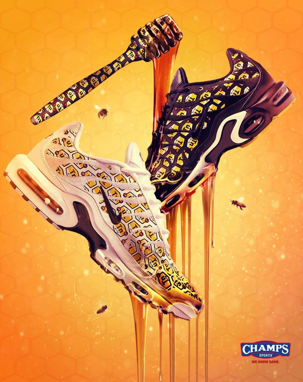 1f1a0b5208 Nike Air Max Plus Hive Sneaker Pack | SportFits.com