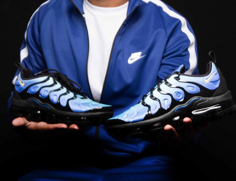 Nike Air VaporMax Plus Photo Bleu Jacket Match