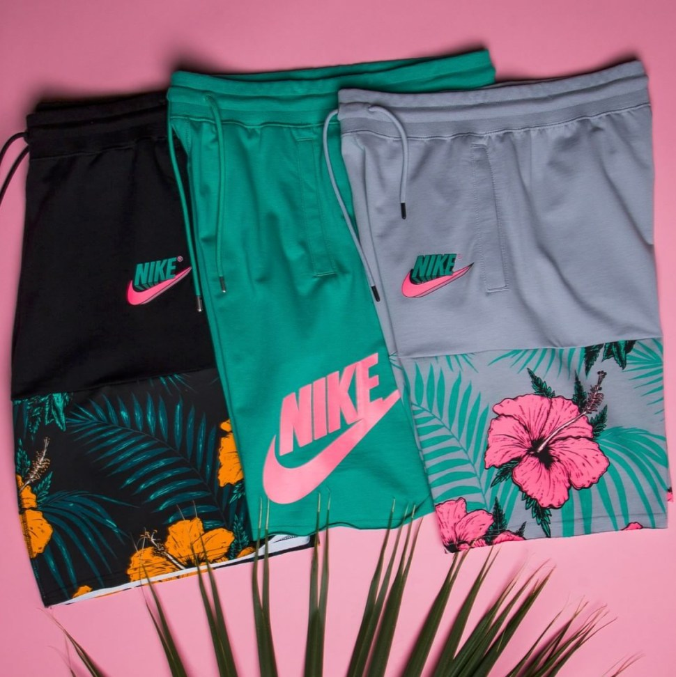 trimestre Cita propiedad  Nike Air Watermelon Shorts Match   SportFits.com