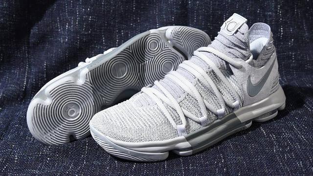 """8c0661dedf5c Nike KD 10 """"Wolf Grey"""""""