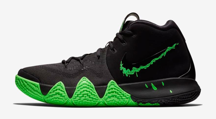 buy popular e2b35 b1c5f Nike Kyrie 4 Halloween Where to Buy | SportFits.com