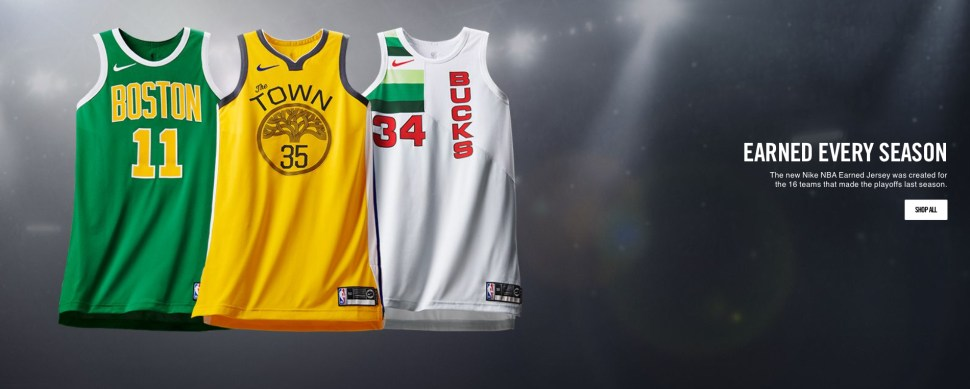huge selection of 41719 a054b Nike NBA Earned Edition Uniform Where to Buy | SportFits.com