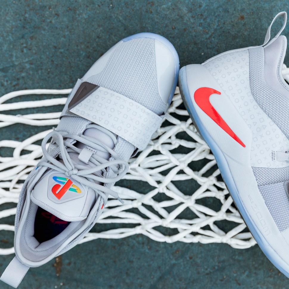 official photos 84d35 87a9a Nike PG 2.5 Playstation Hoodie | SportFits.com