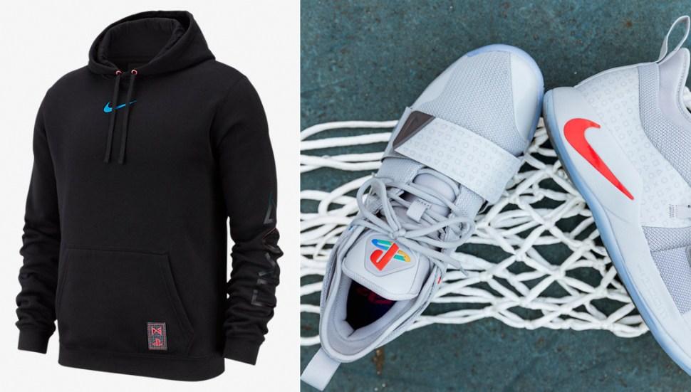 e5482add2035 Nike PG 2.5 Playstation Hoodie