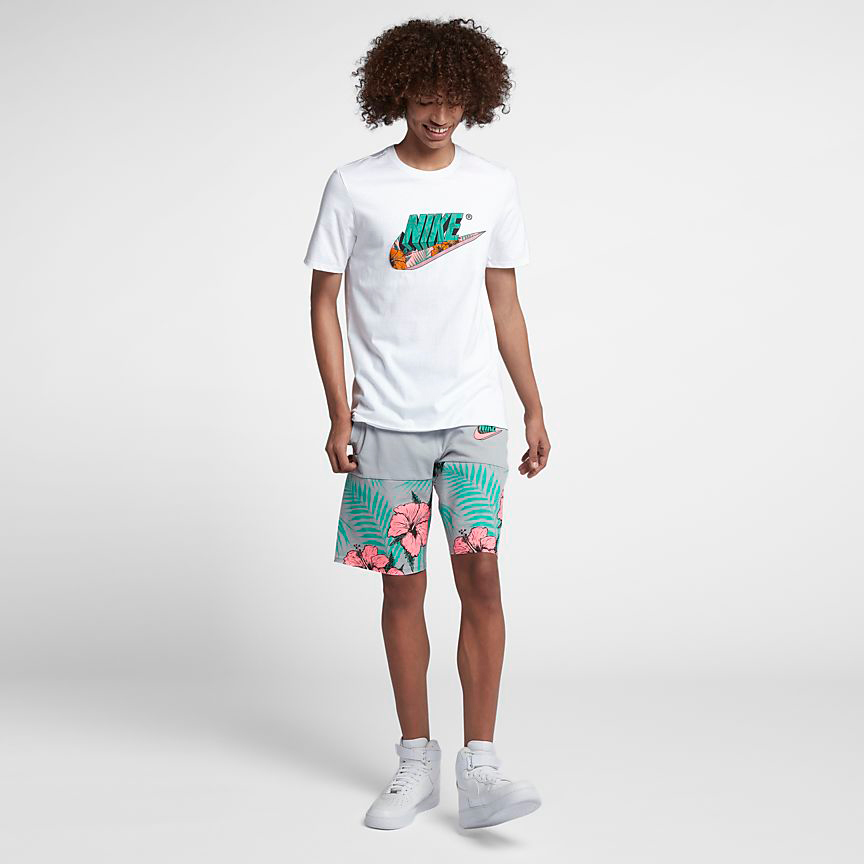 Nike Air Max 97 South Beach Sneaker Match Tees and Outfits