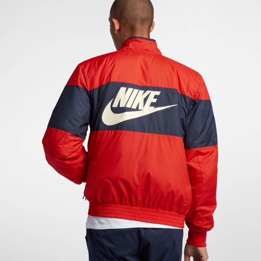 81ad183c30e8 Nike Sportswear Graphic Fill Bomber Jackets