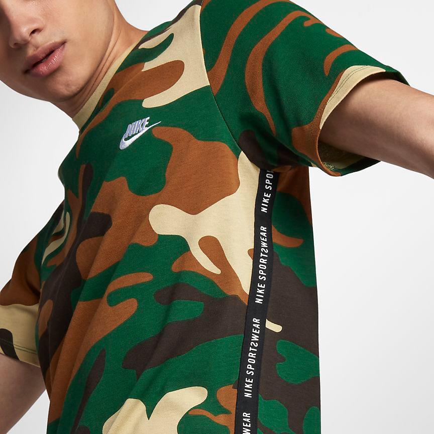 Wk0pno T Sportswear Camo Nike Shirt 8nON0vmw