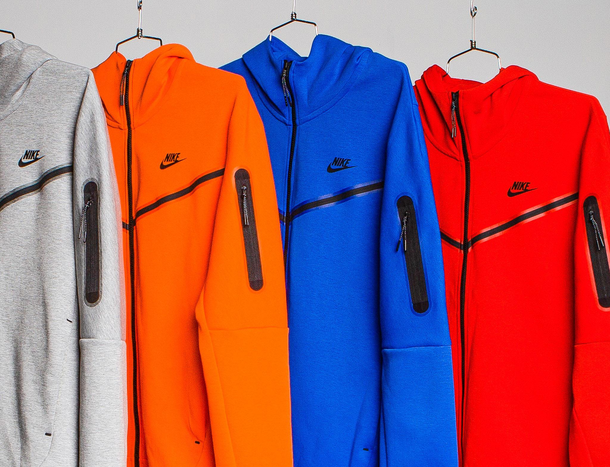 Nike Tech Fleece Hoodies Fall 2020