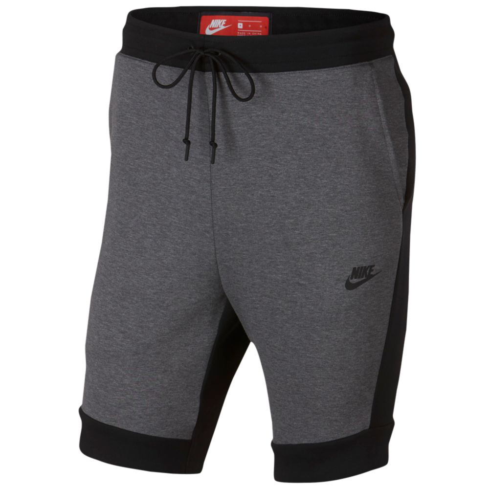 nike shorts tech fleece