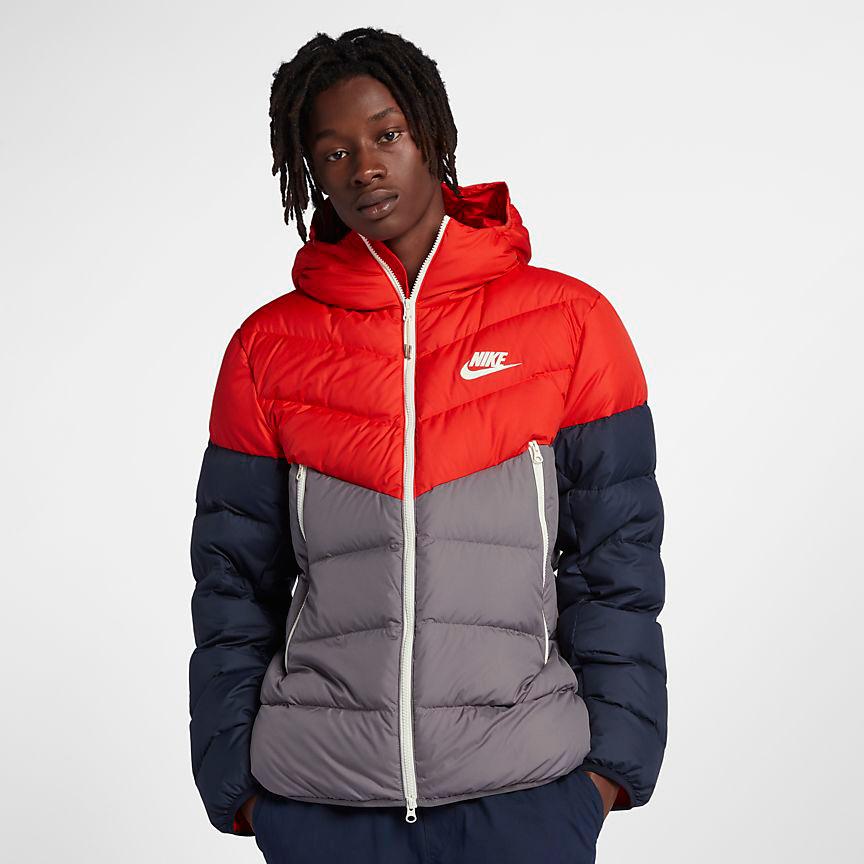 Nike Sportswear Down Fill Windrunner Jackets |