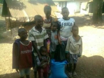 Orphans Makeni