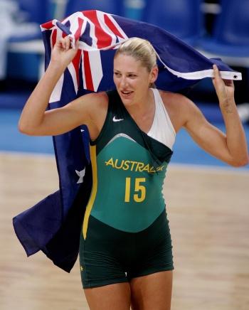Lauren Jackson | Sport for Women