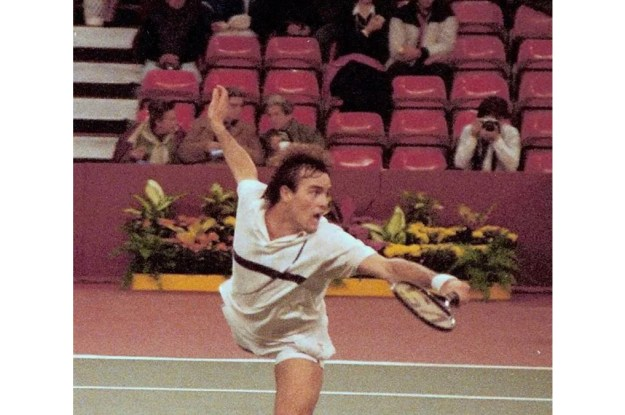 Tennis Ace Tim Wilkison Shares Coaching and Competitive Insights