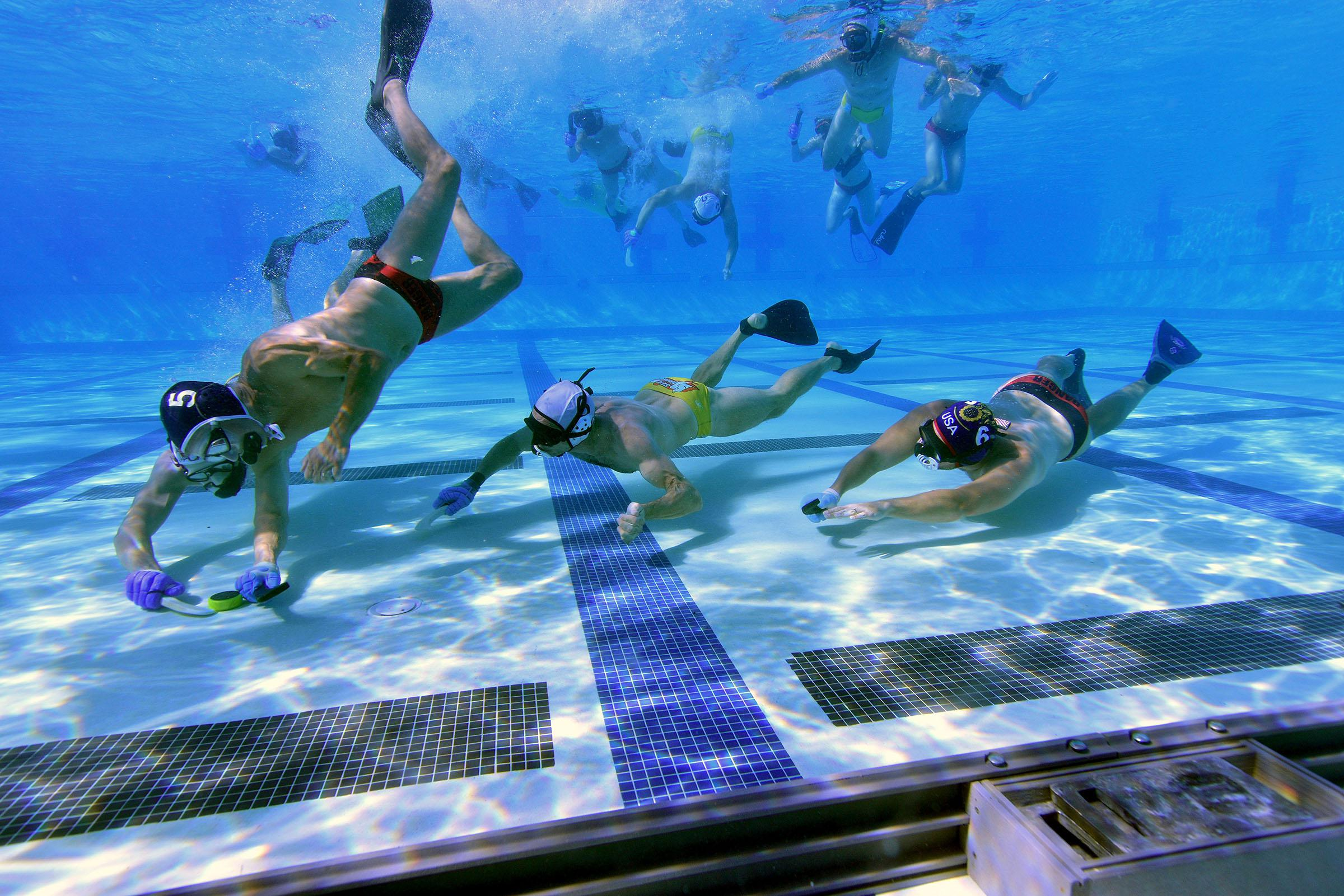 6 Crazy Sports You Need To Check Out