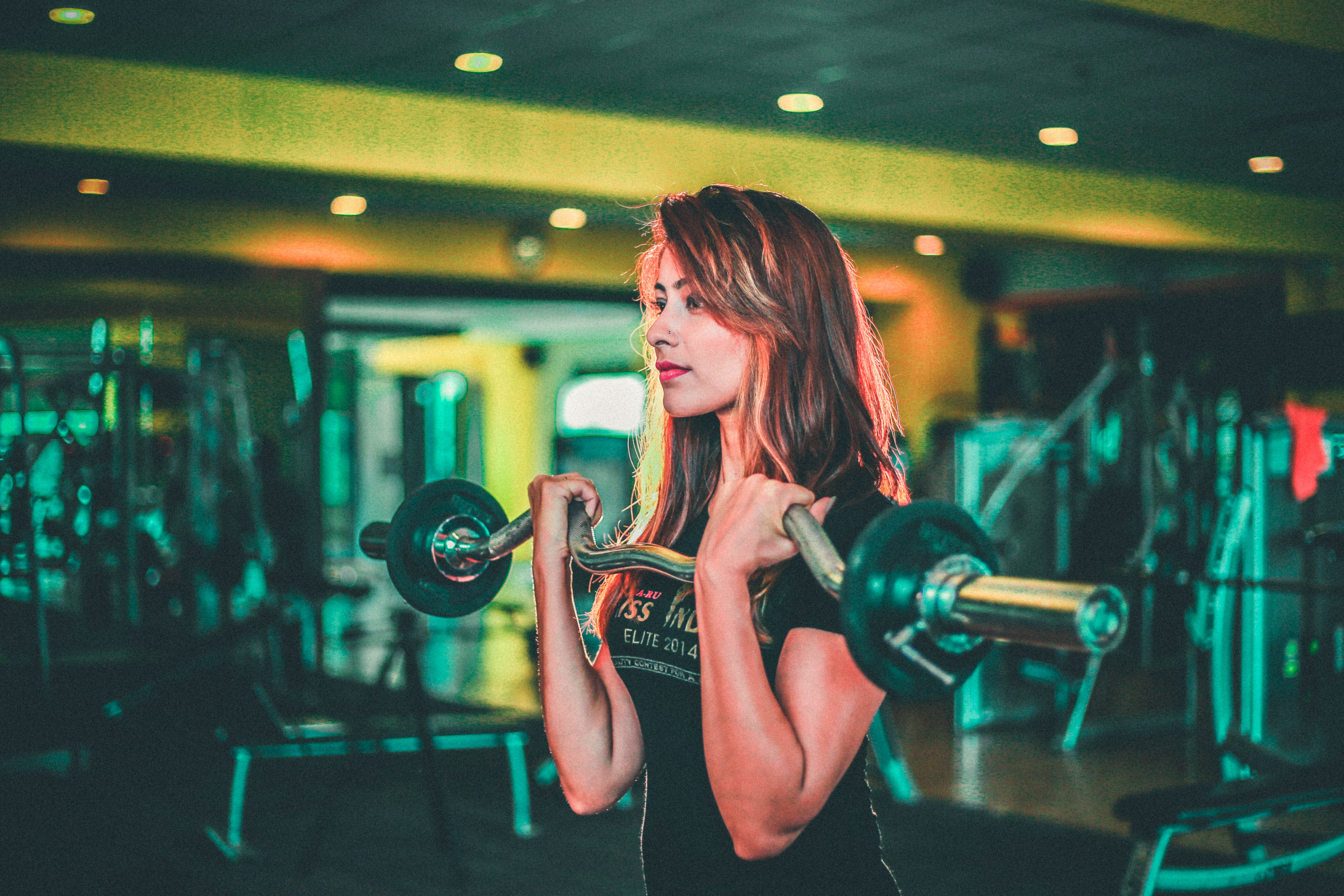 The Top 4 Benefits Of Weight Training