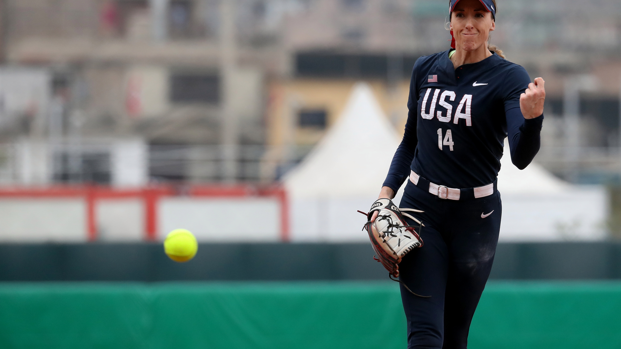 Monica Abbott's Story Is Filled with Pitching Skill and Superb Positivity