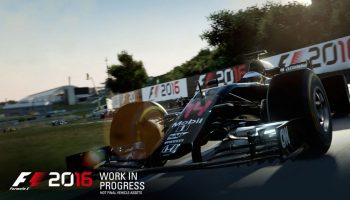 Codemasters показали трейлер F1 2016