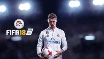 EA Sports показала, как Роналду записывал движения для FIFA 18