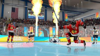Скриншоты игры NHL 18