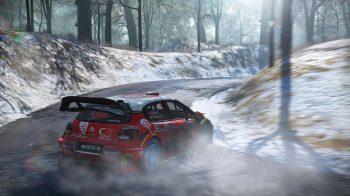 Скриншоты игры WRC 7