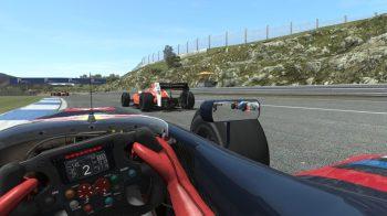 Скриншоты игры rFactor 2