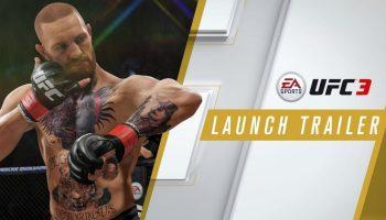 Релизный трейлер симулятора единоборств EA Sports UFC 3