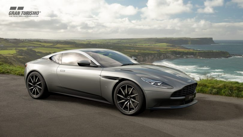 Aston Martin DB11 (2016 год)