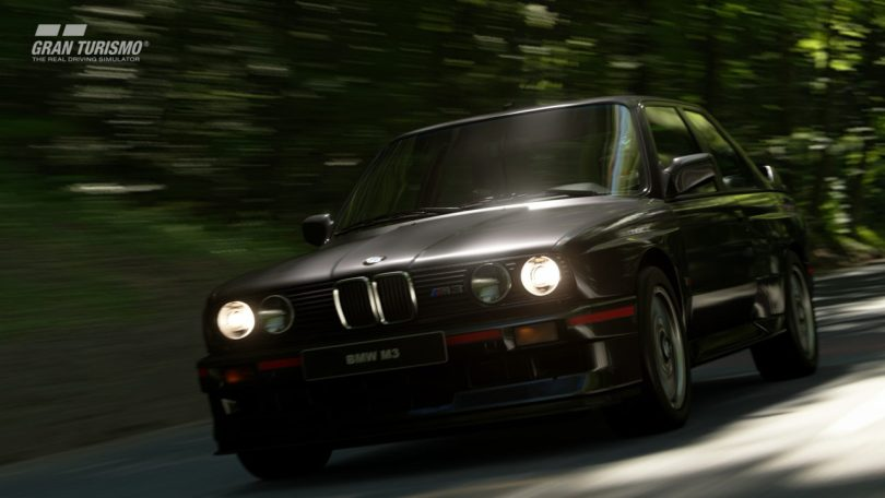 BMW M3 Sport Evolution (1989)