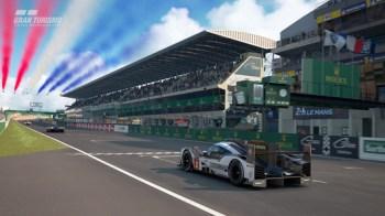 Трасса «Ле-Мана» и девять машин. Для Gran Turismo Sport вышло новое обновление