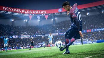 Скриншоты игры FIFA 19