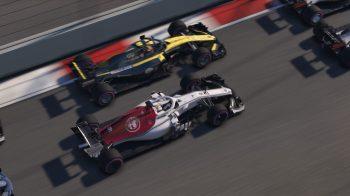 Скриншоты игры F1 2018