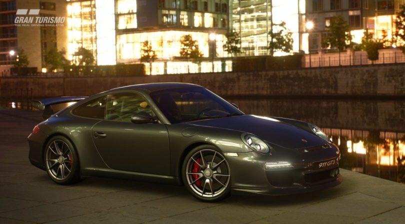 Porsche 911 GT3 (2008)