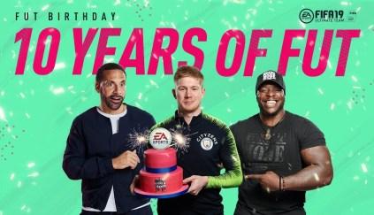 EA Sports празднует десятилетний юбилей FIFA Ultimate Team