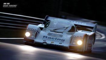 Автопарк GT Sport пополнился пятью новыми машинами