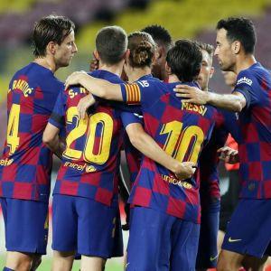 Barcelona de nerecunoscut! Cel mai slab start din ultimii 29 de ani
