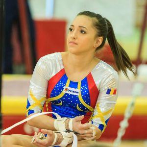 Revenire în forță din partea Larisei Iordache! Cum se simte frumoasa gimnastă