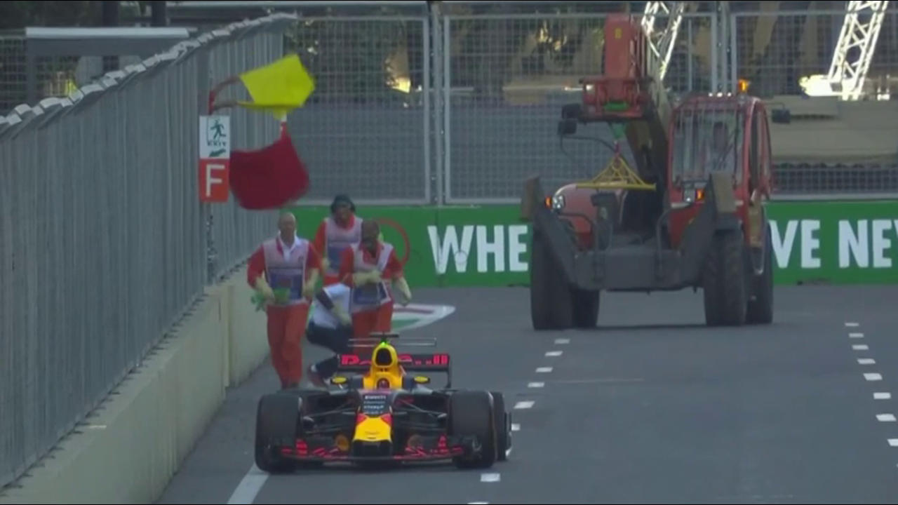 Ricciardo Baku