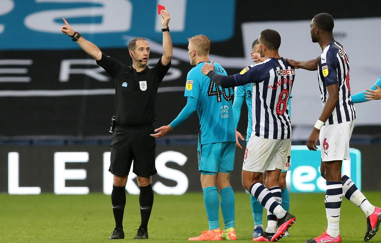 Sibley red card
