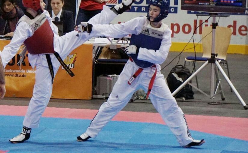 DM-Bronze für Jungstar Taekwondoka Maik Erdmann