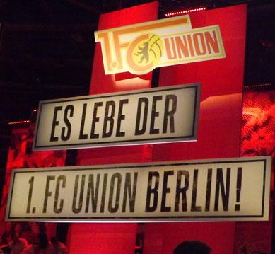 1. FC Union – Stand der Dinge