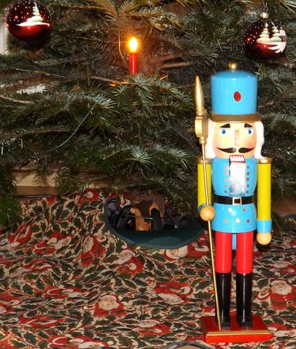 Alle Jahre wieder – Frohe Weihnacht und einen guten Rutsch