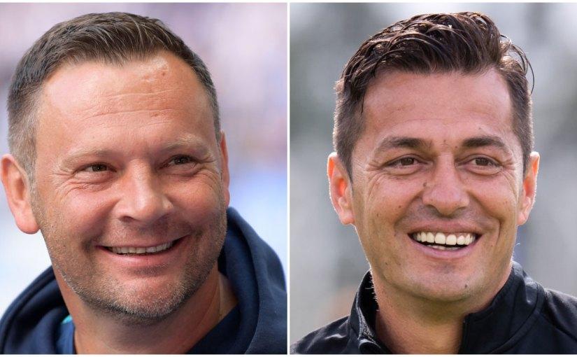 Hertha BSC regelt die Zukunft der ehemaligen Cheftrainer Pal Dardai und Ante Covic