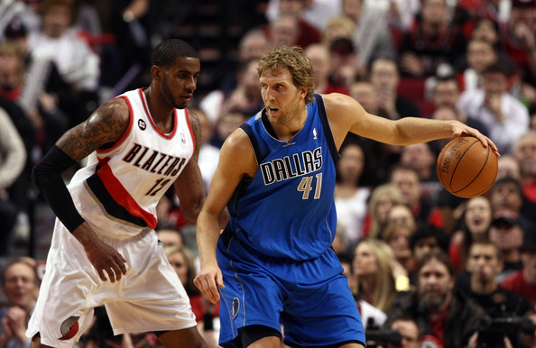 Image result for mavs blazers 2011