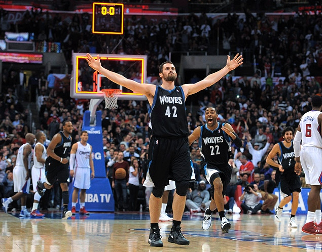 Kevin Love Breaking Out to Superstar Level