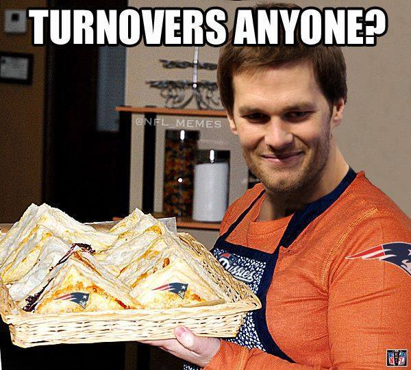 31 Best Memes of Tom Brady & New England Patriots Getting ...