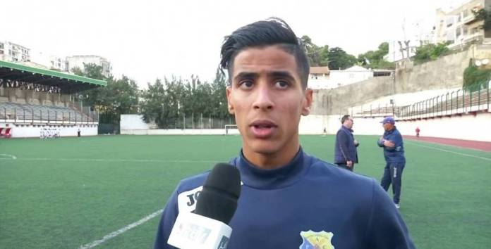 Raouf bin Ghaith, the Esperance player, raises controversy and hints at his transfer to an Egyptian club