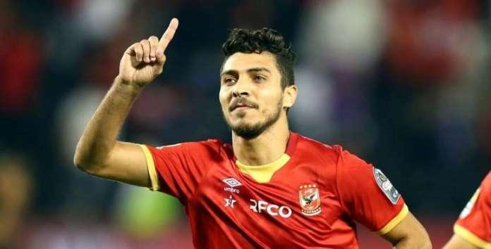Hazem Emam: Mohamed Sherif, Egypt's first striker