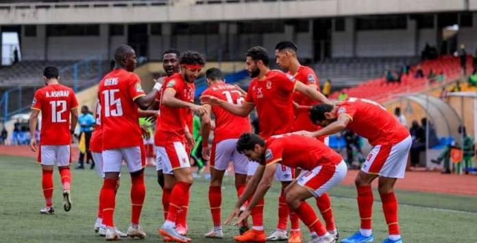 Urgent .. Al-Ahly without 20 players before facing the Sudanese Al-Merrikh